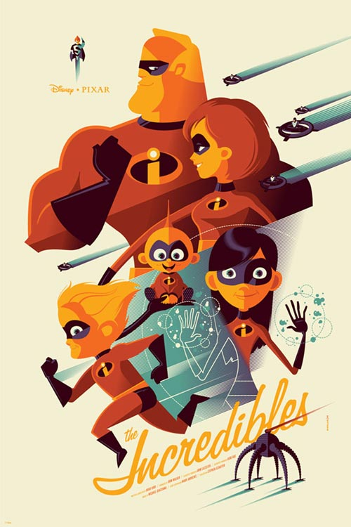 Check Out These Disney Posters That Are Beautifully Remade ...