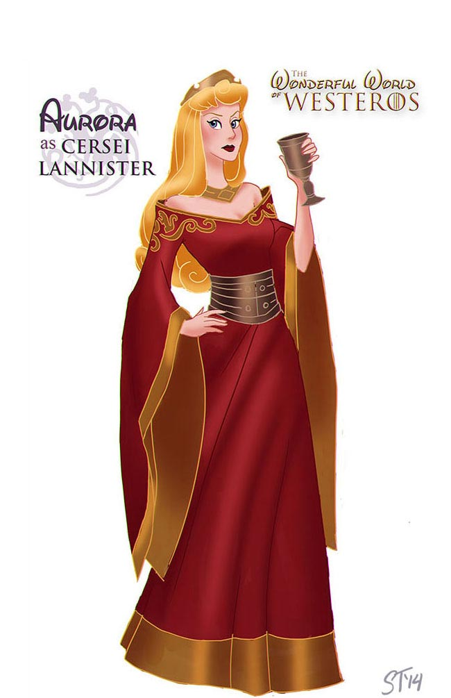 disney-princesses-game-of-thrones-aurora