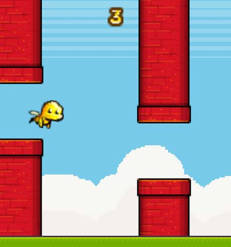 flappy-bee
