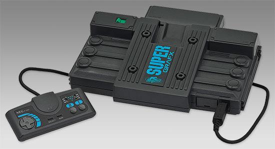 supergrafx-console