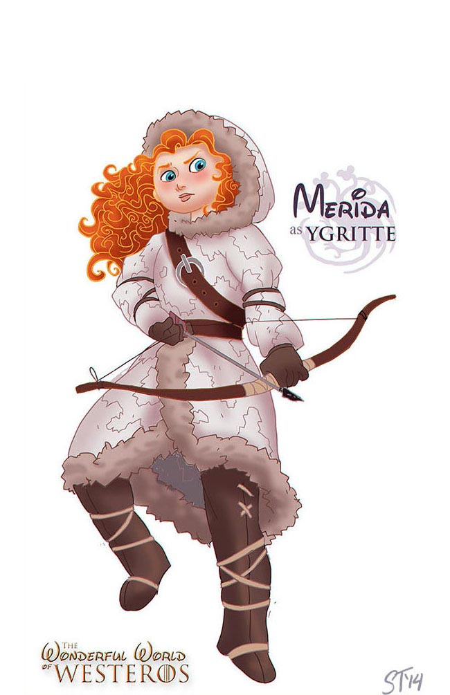 disney-princesses-game-of-thrones-merida