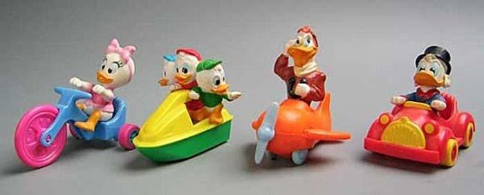 DuckTales Vehicles
