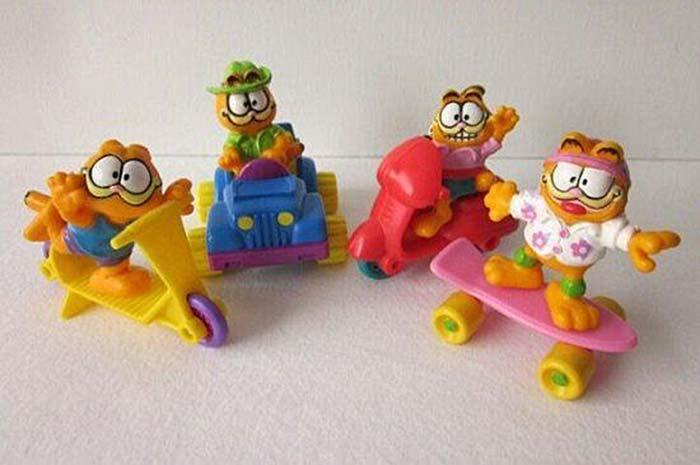 Garfield Vehicles